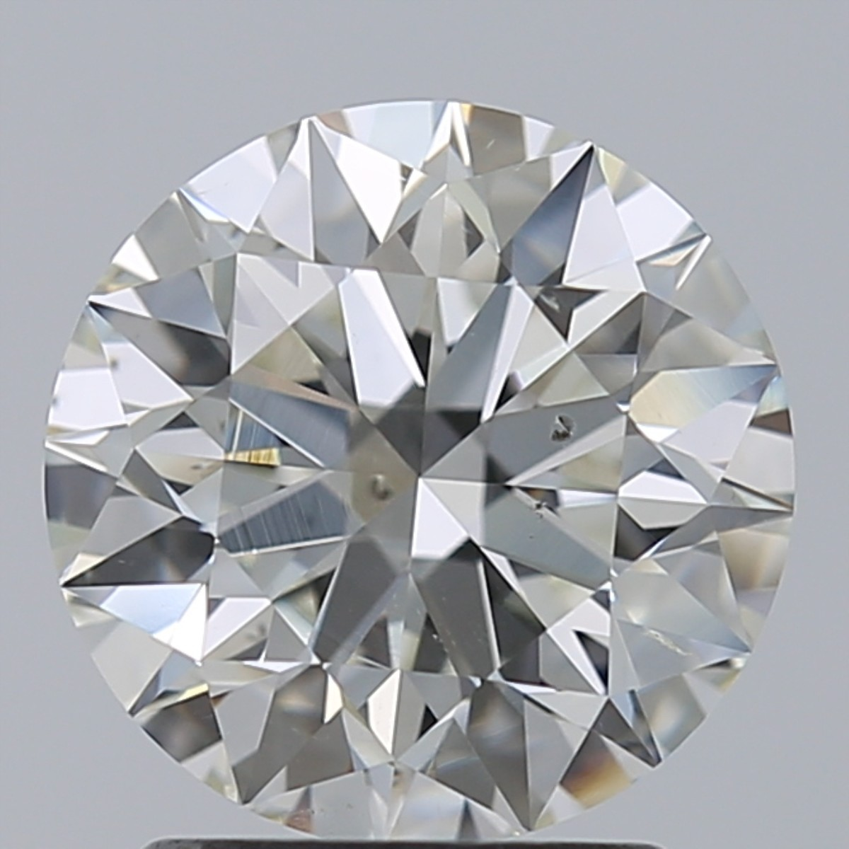 1.92 Carat Round Brilliant Diamond (I/SI1)