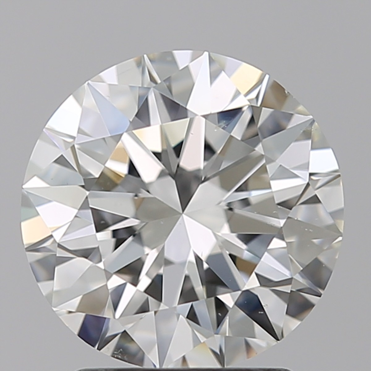 2.00 Carat Round Brilliant Diamond (H/VS2)