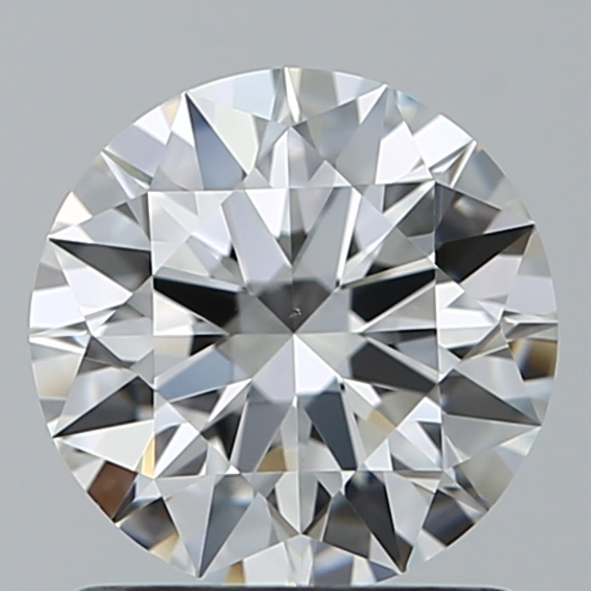 1.08 Carat Round Brilliant Diamond (F/VS1)