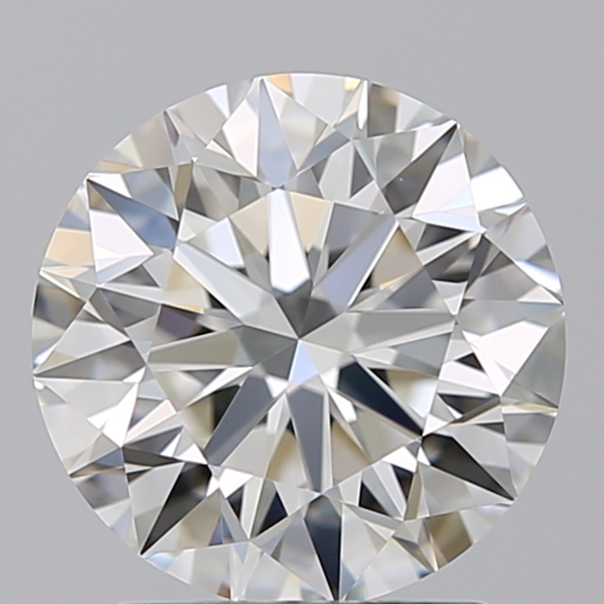 1.70 Carat Round Brilliant Diamond (G/IF)