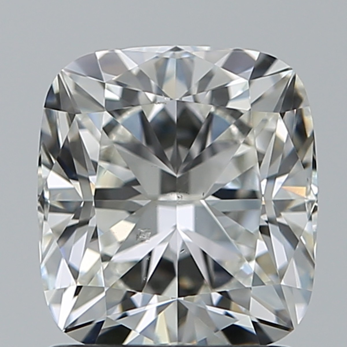 1.50 Carat Cushion Diamond (H/SI1)