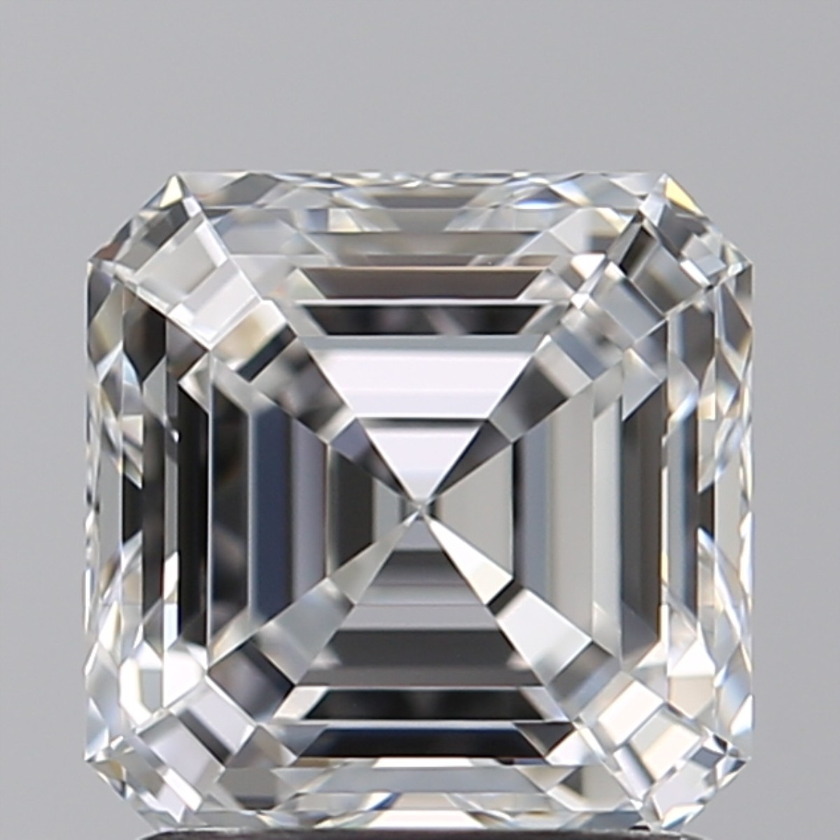 1.50 Carat Asscher Diamond (E/IF)