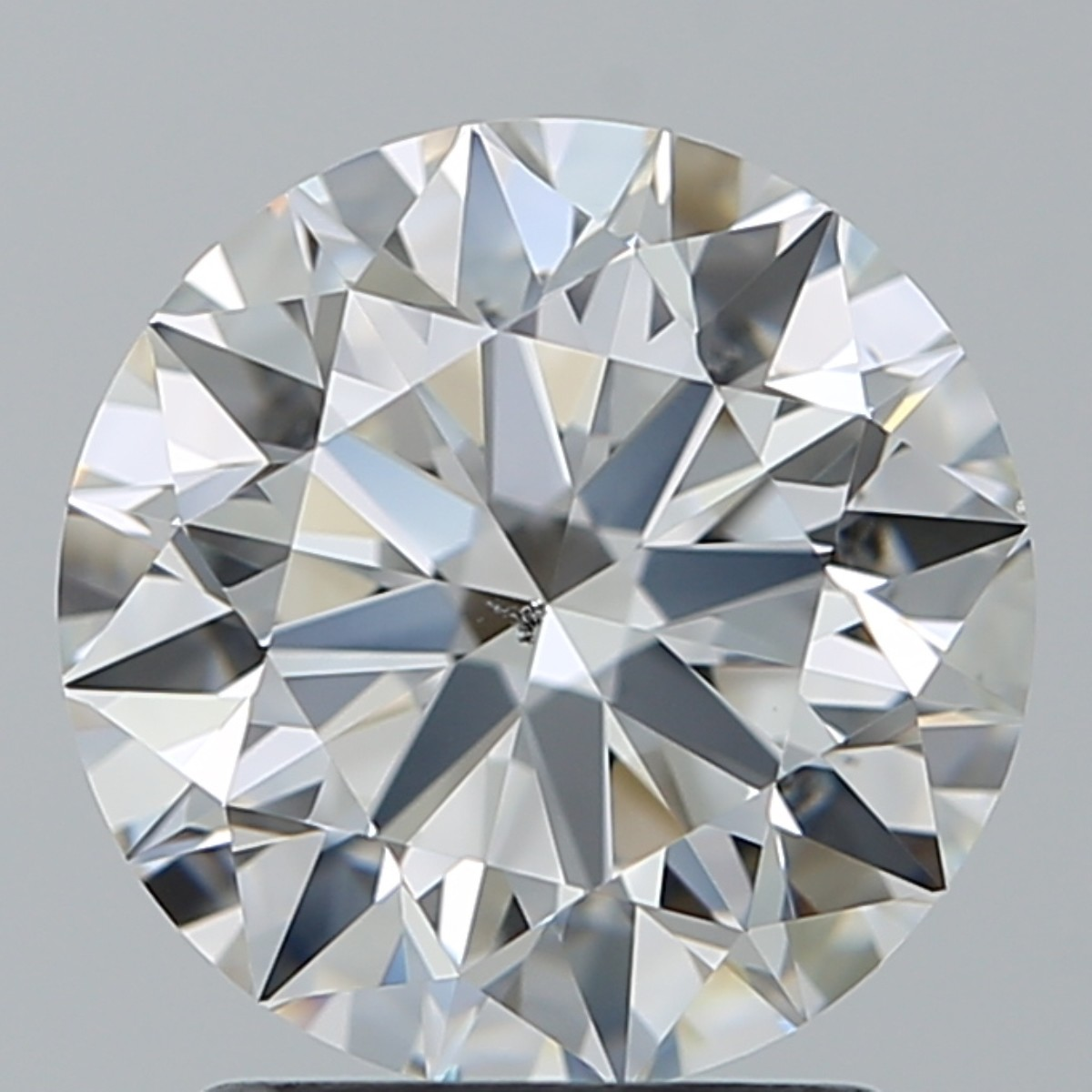 2.00 Carat Round Brilliant Diamond (G/SI1)