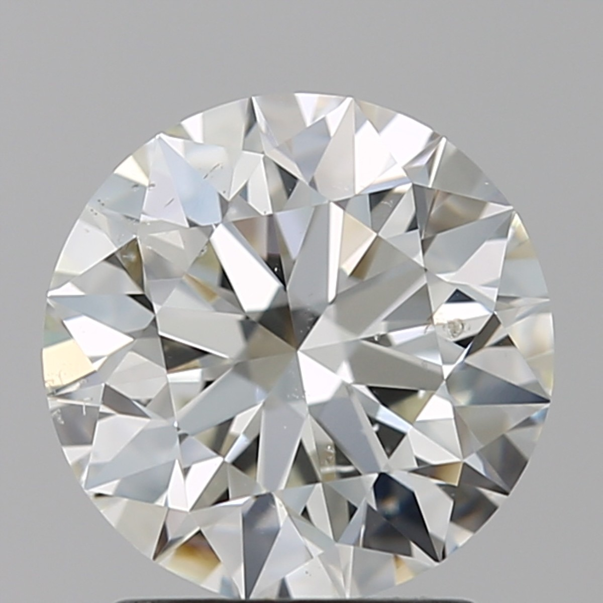 1.80 Carat Round Brilliant Diamond (I/SI1)