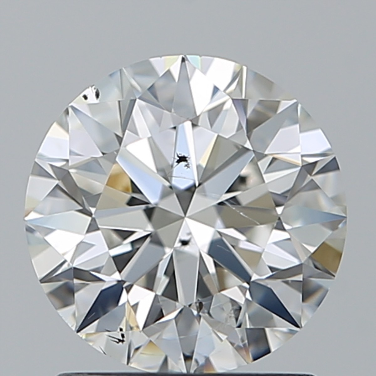 1.25 Carat Round Brilliant Diamond (F/SI2)