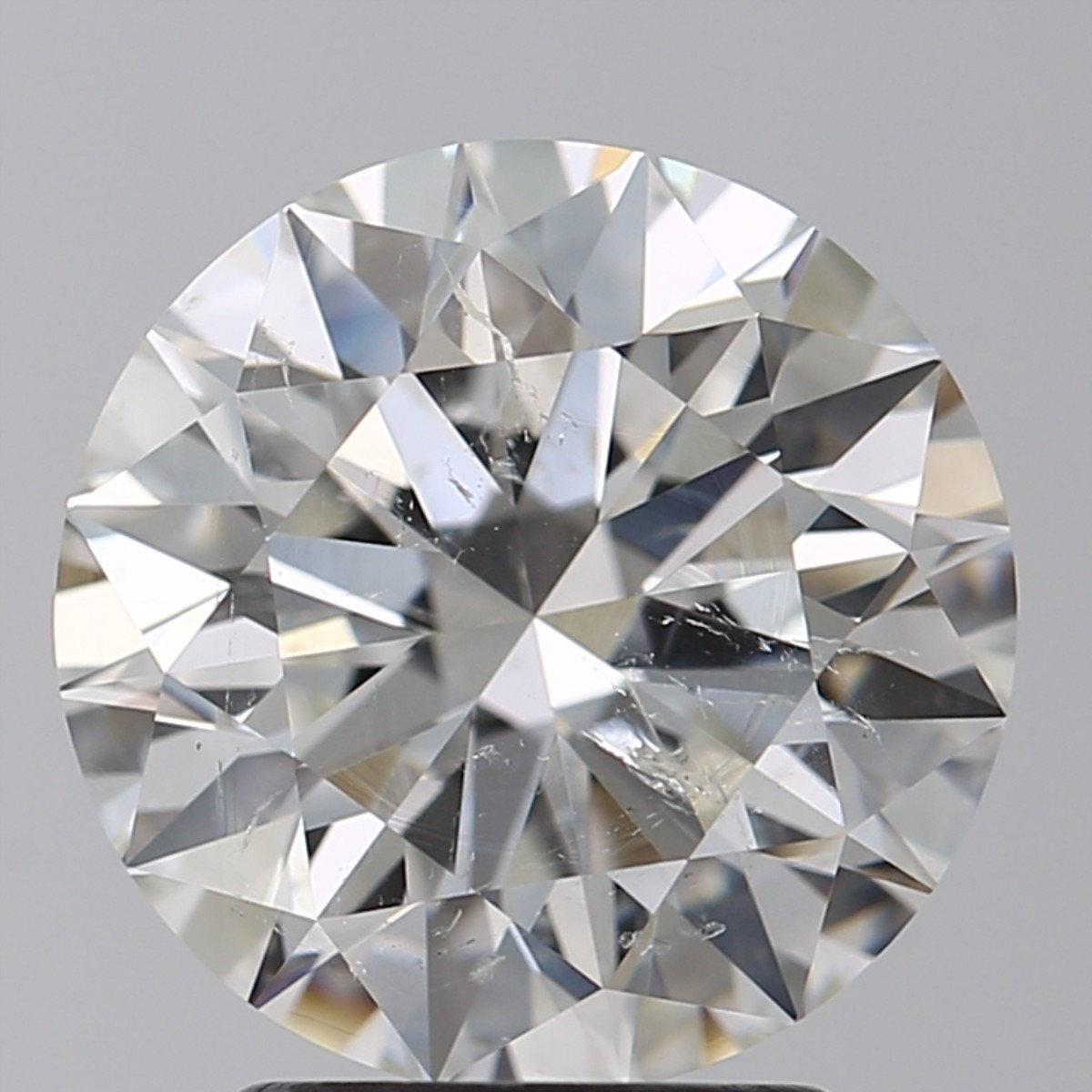 3.02 Carat Round Brilliant Diamond (H/SI2)