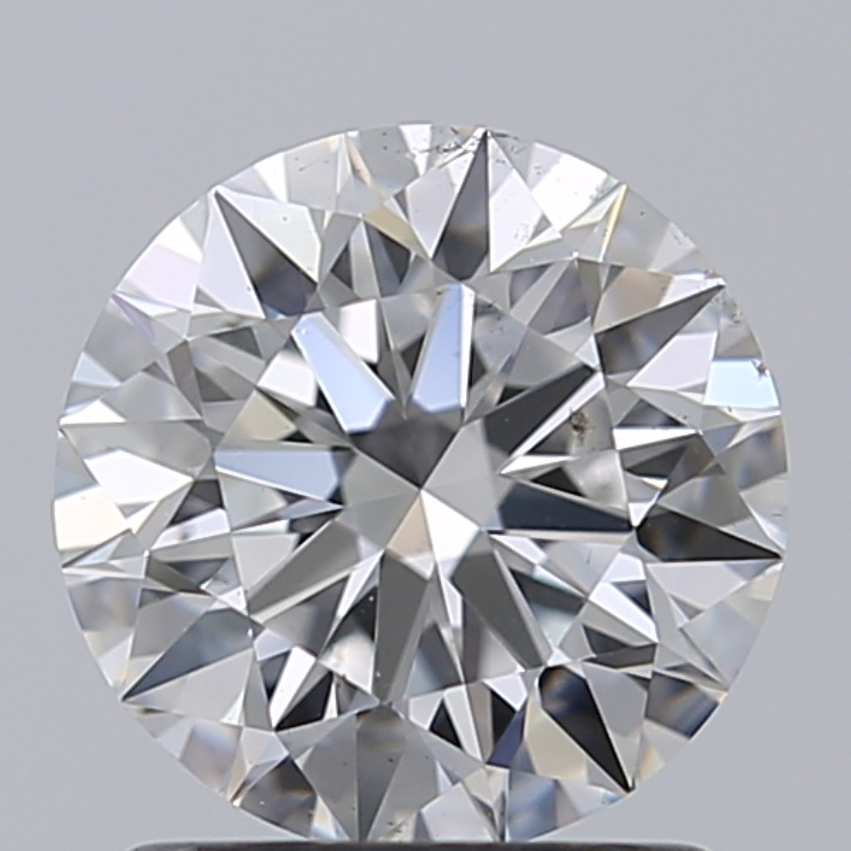1.25 Carat Round Brilliant Diamond (D/VS2)