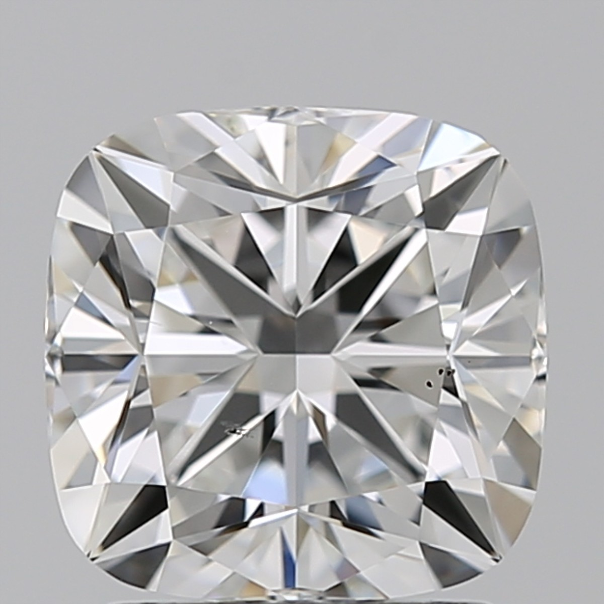 1.61 Carat Cushion Diamond (F/VS2)