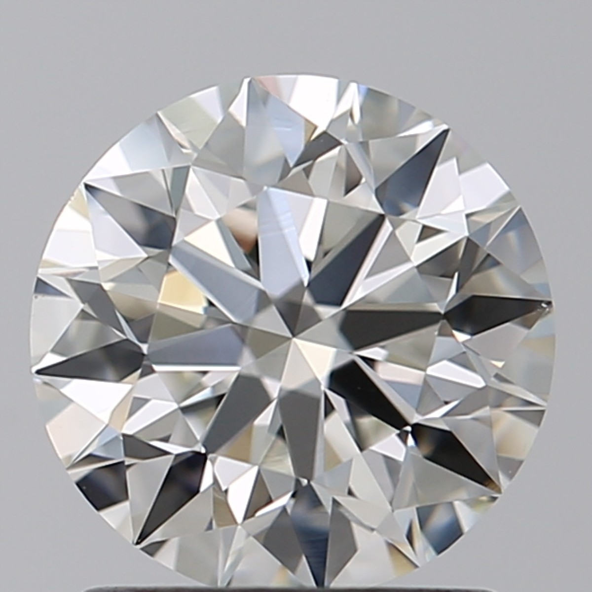 1.36 Carat Round Brilliant Diamond (H/VS1)