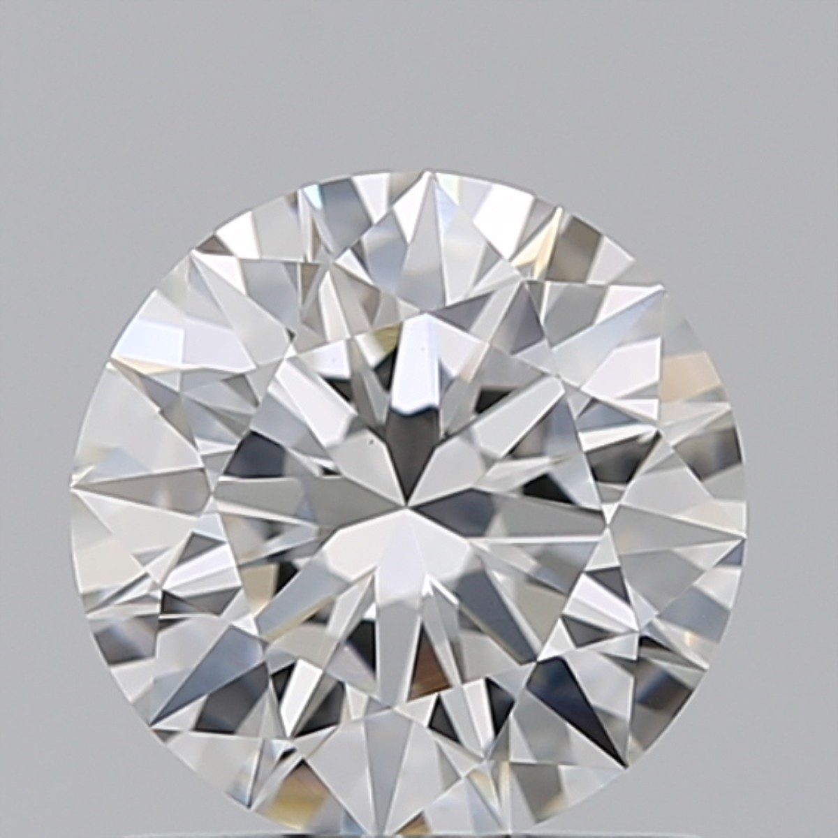 0.81 Carat Round Brilliant Diamond (F/VS1)