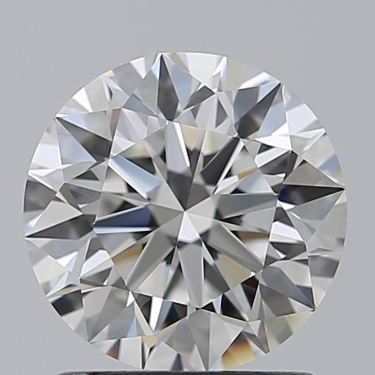 1.36 Carat Round Brilliant Diamond (F/IF)