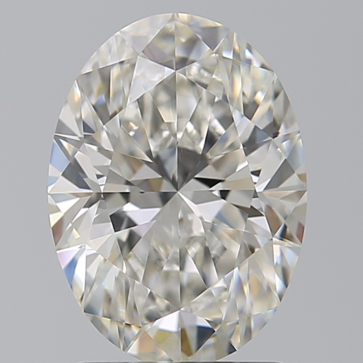 1.71 Carat Oval Diamond (H/VVS1)