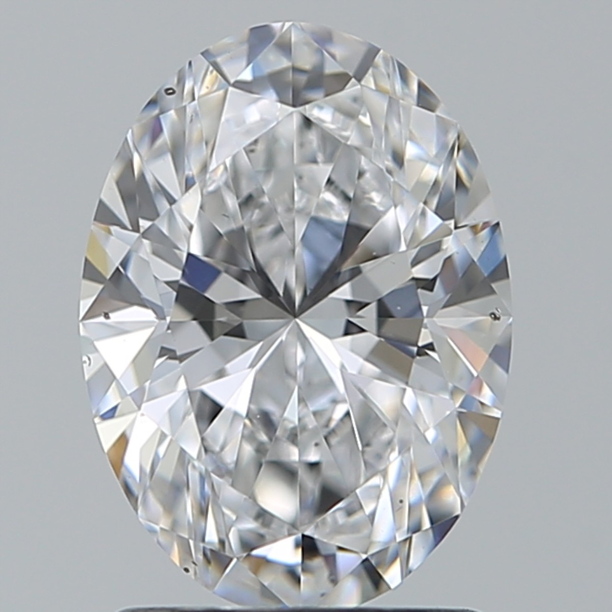 1.52 Carat Oval Diamond (D/VS2)