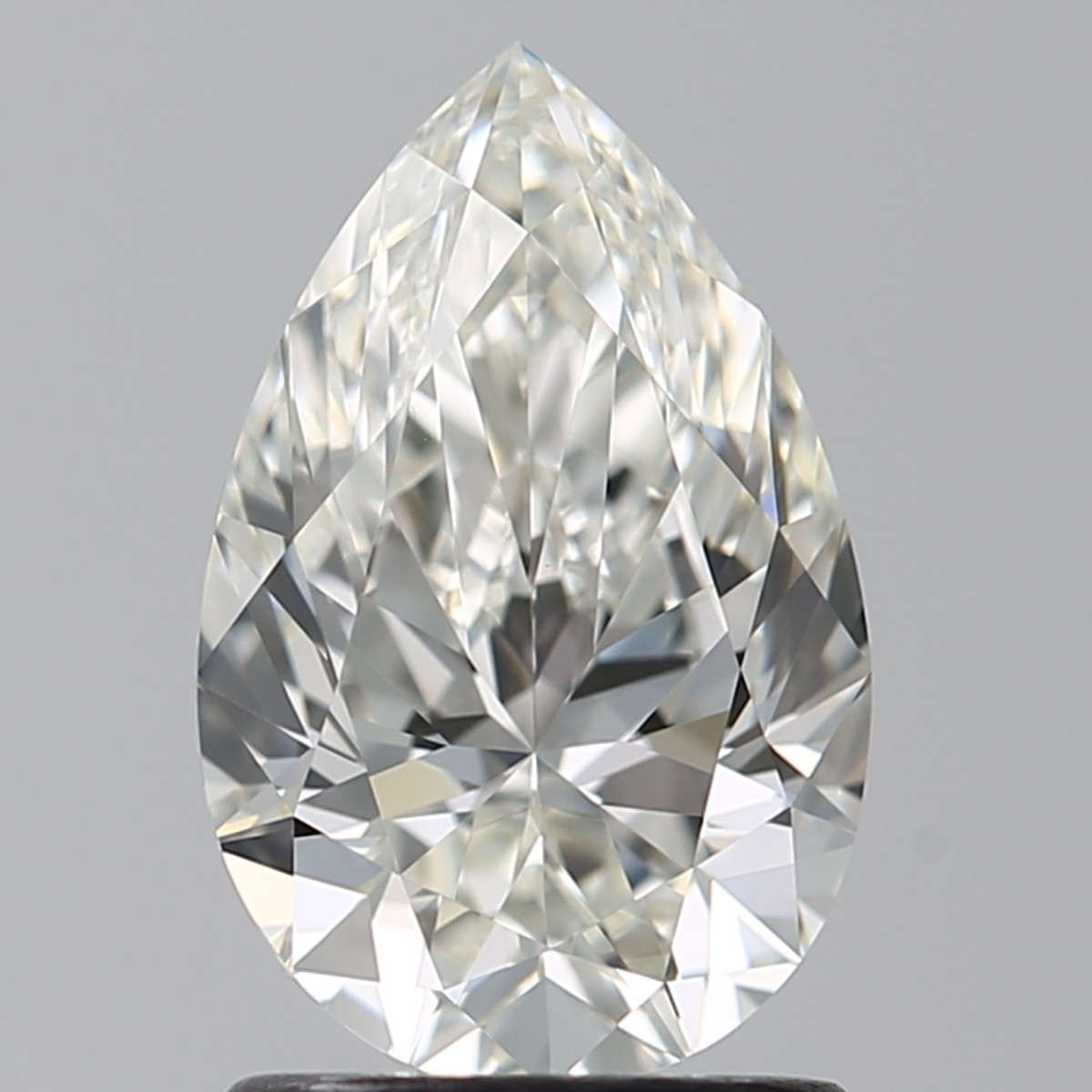 1.50 Carat Pear Diamond (I/VVS2)