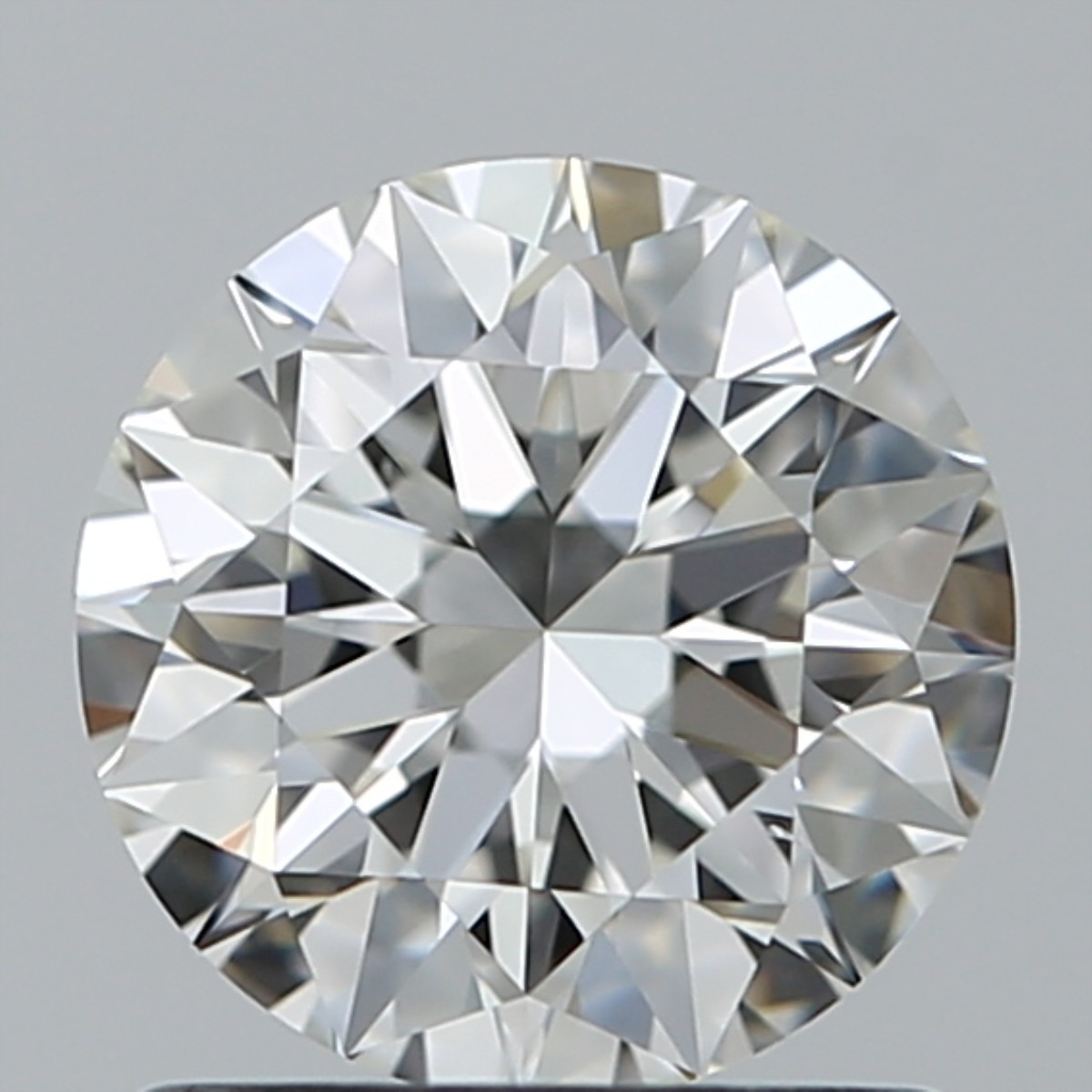 1.01 Carat Round Brilliant Diamond (H/VS2)