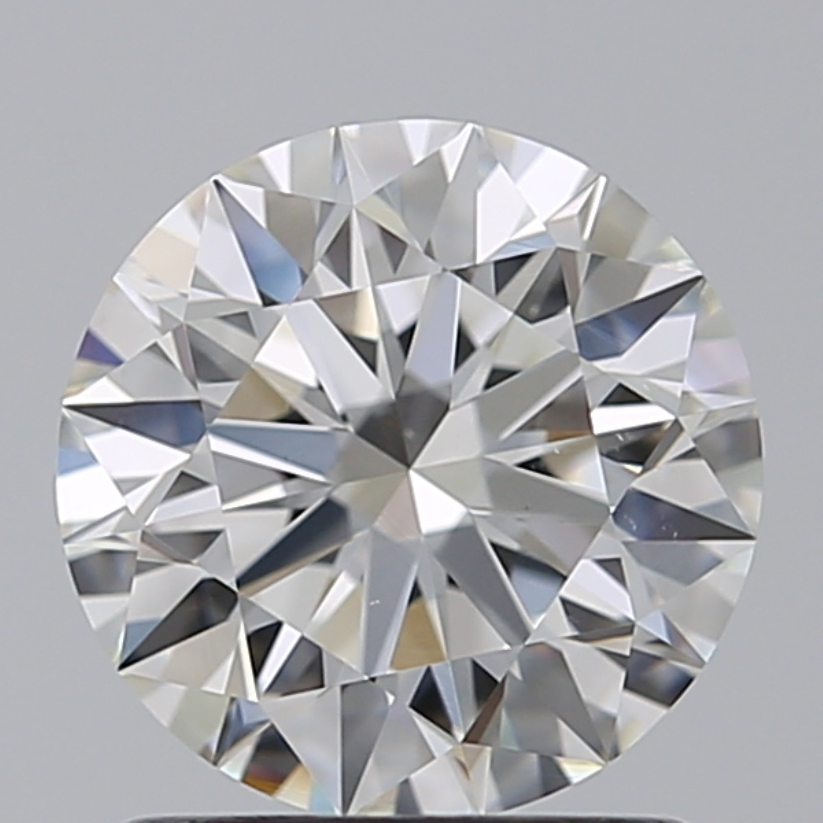 1.33 Carat Round Brilliant Diamond (G/VS2)
