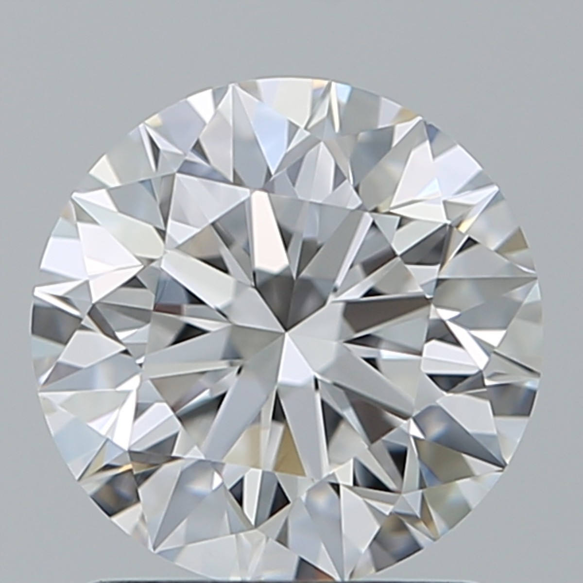1.35 Carat Round Brilliant Diamond (D/VS1)