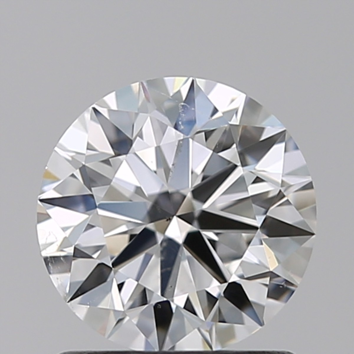 1.02 Carat Round Brilliant Diamond (F/SI1)