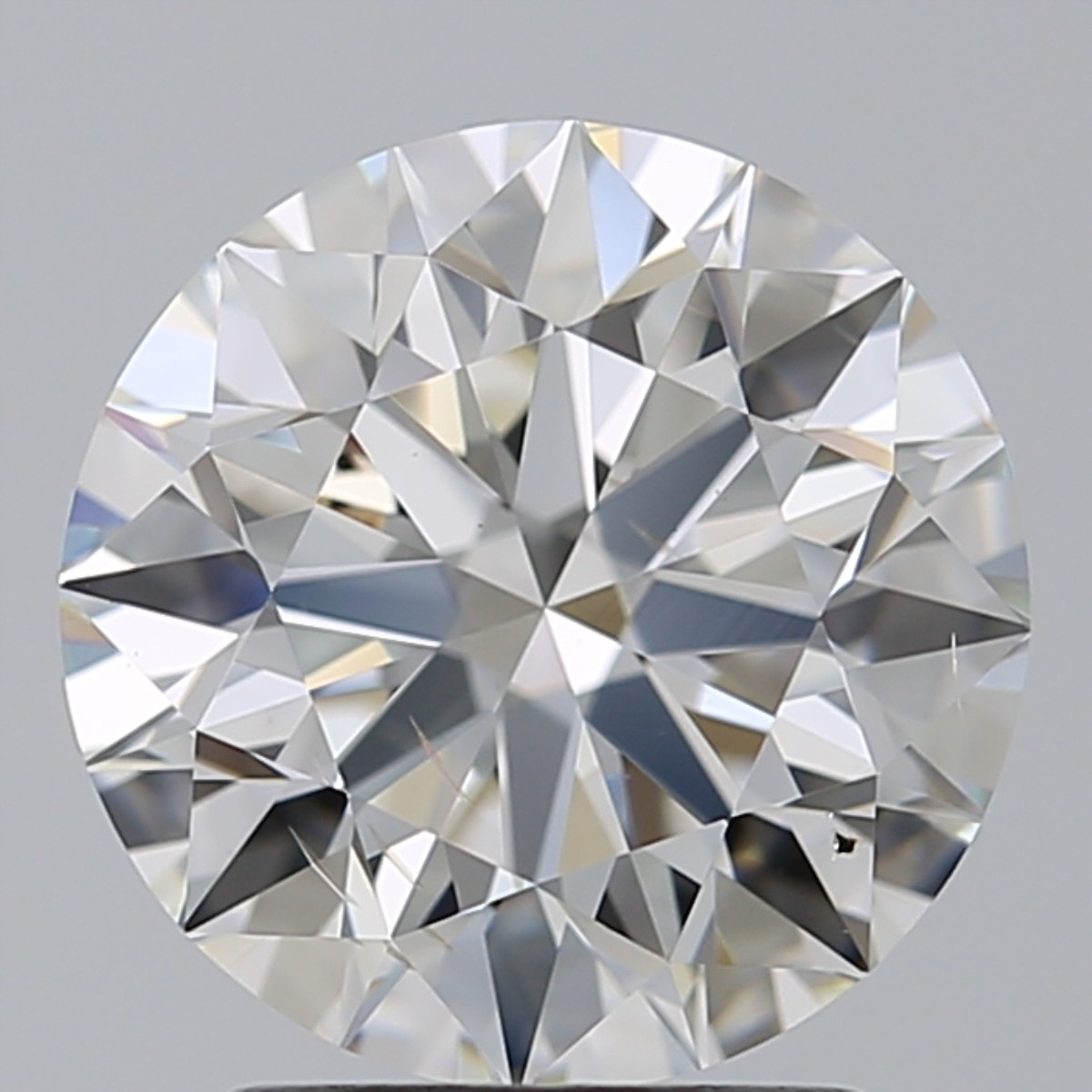 2.40 Carat Round Brilliant Diamond (H/SI1)