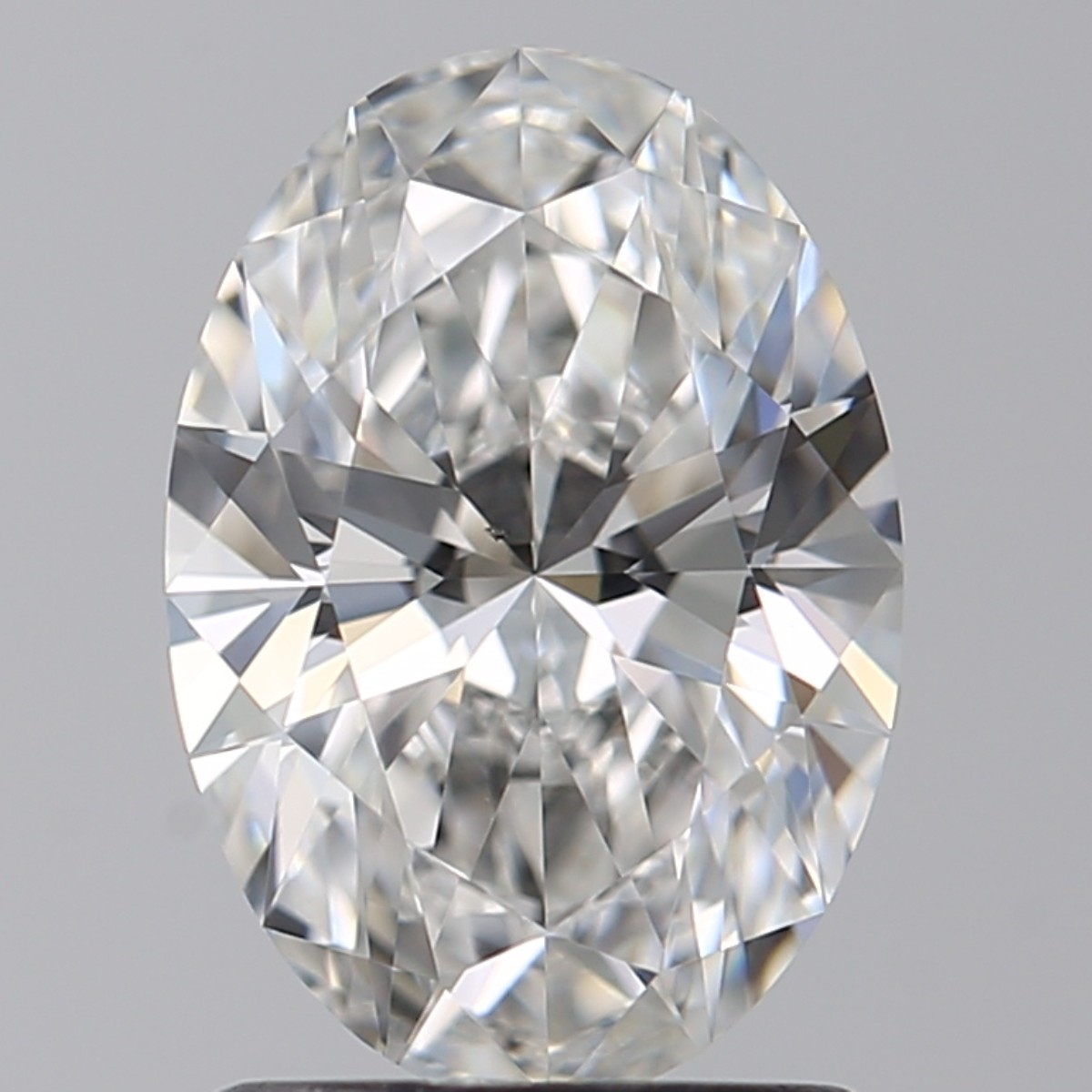 1.52 Carat Oval Diamond (F/VS2)