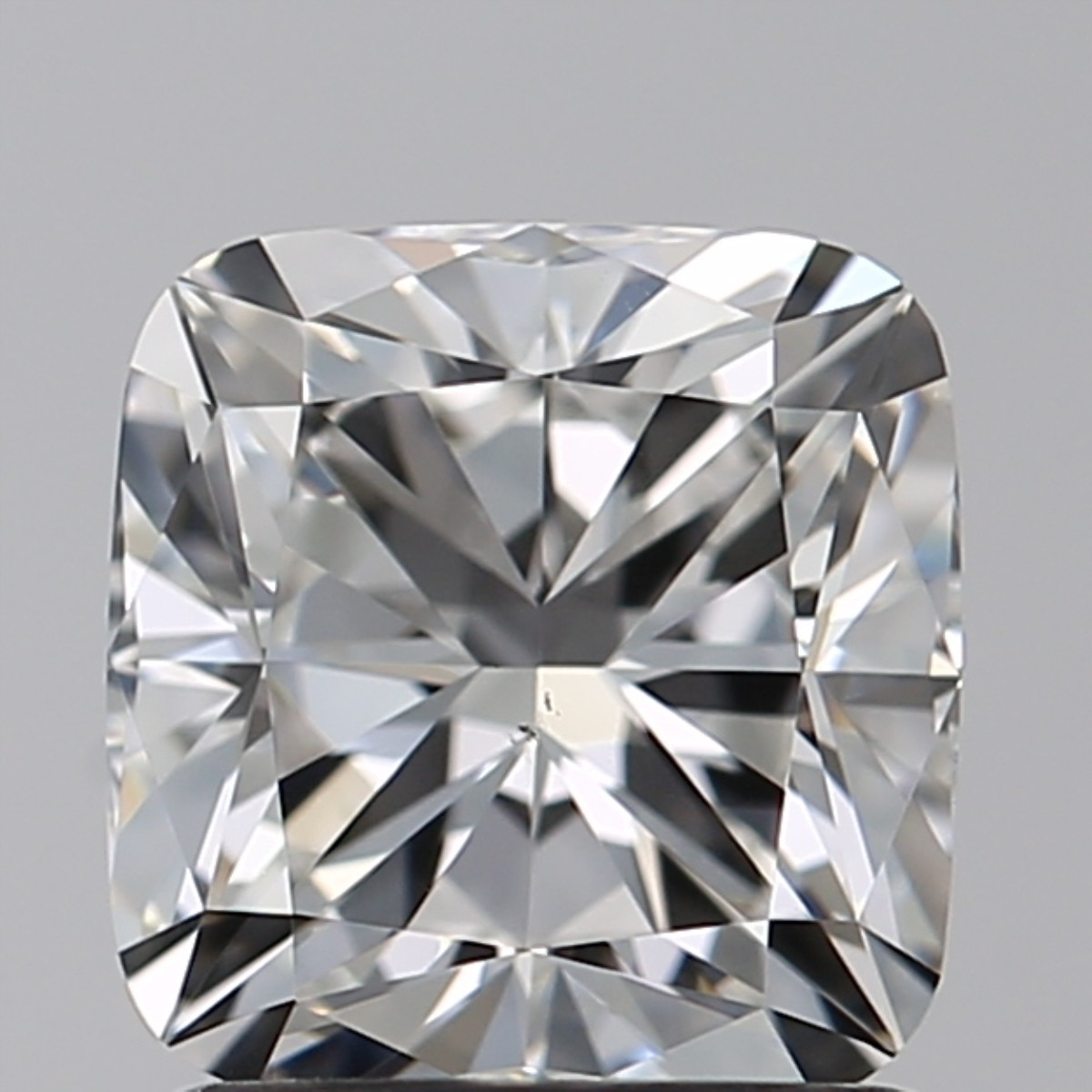 1.28 Carat Cushion Diamond (F/VS2)