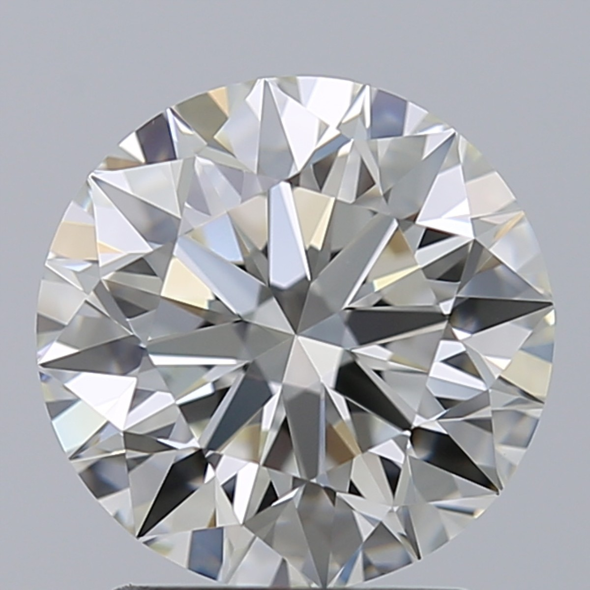 1.90 Carat Round Brilliant Diamond (I/VVS2)