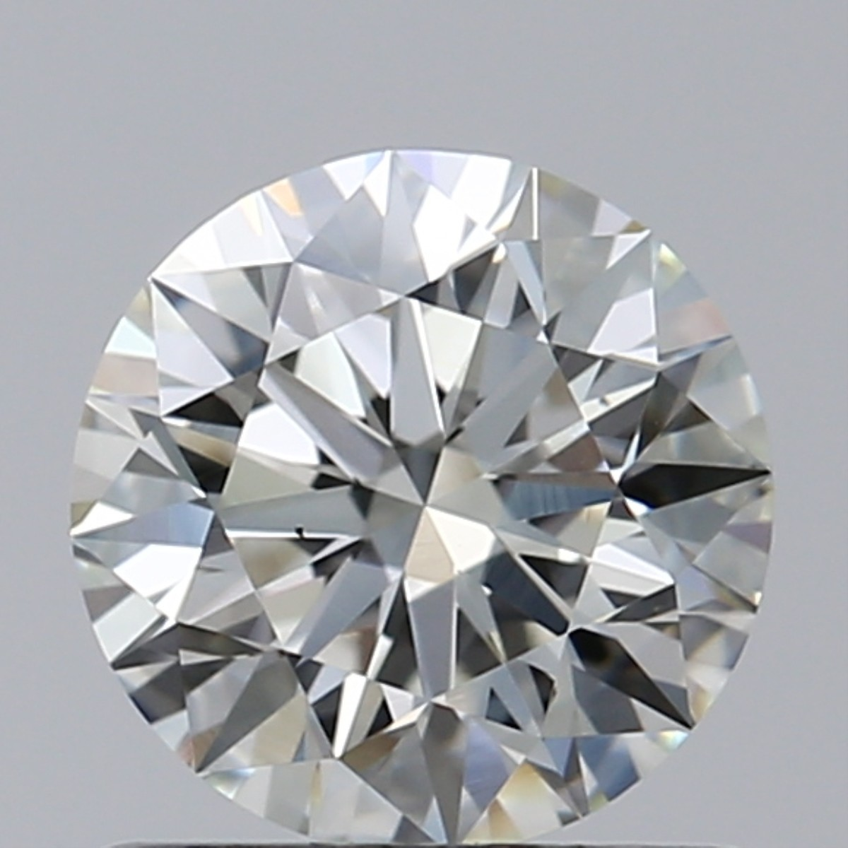 0.81 Carat Round Brilliant Diamond (I/VS1)