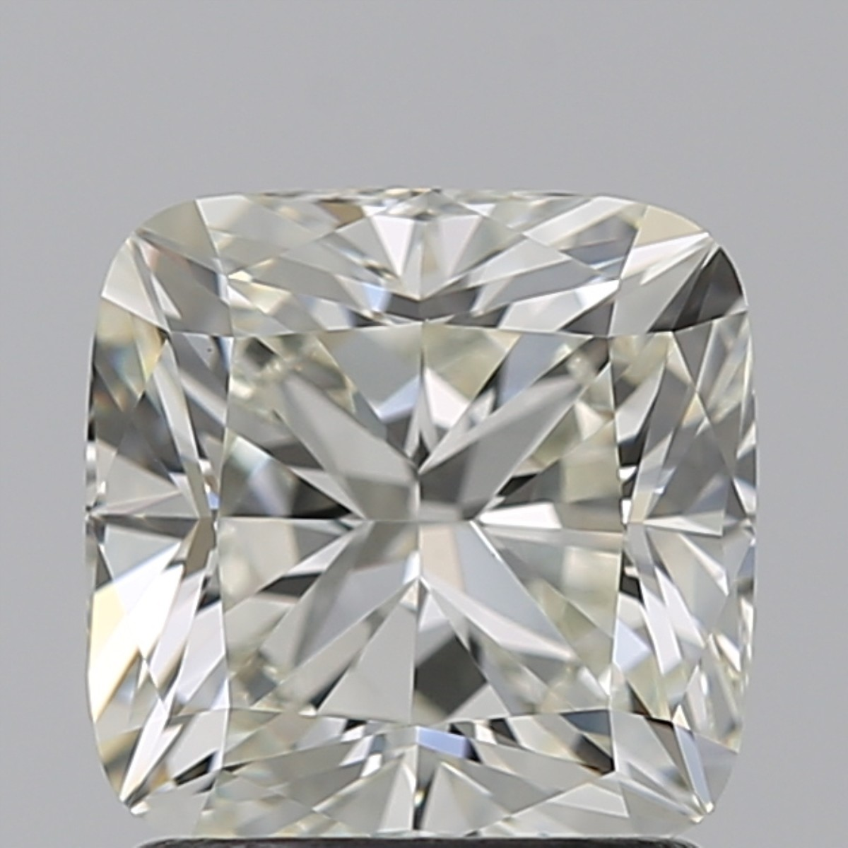 1.50 Carat Cushion Diamond (J/VVS2)