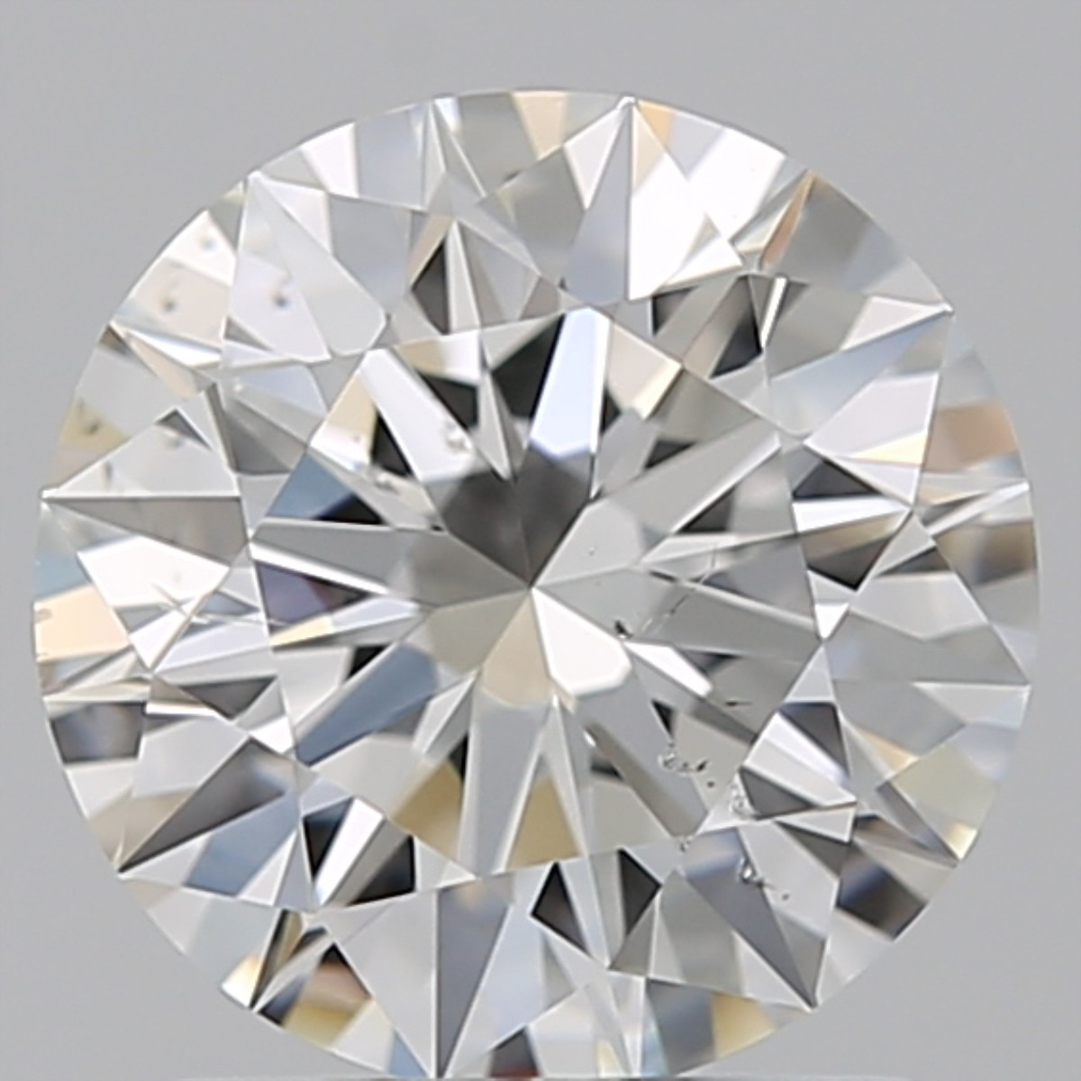 1.25 Carat Round Brilliant Diamond (F/SI1)