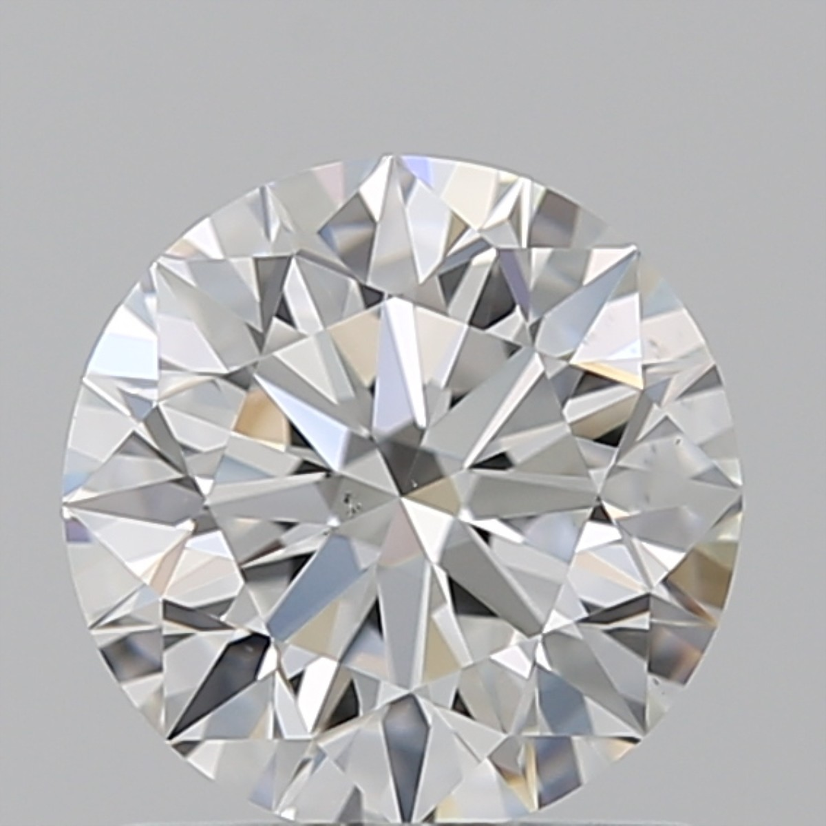 0.90 Carat Round Brilliant Diamond (E/VS2)