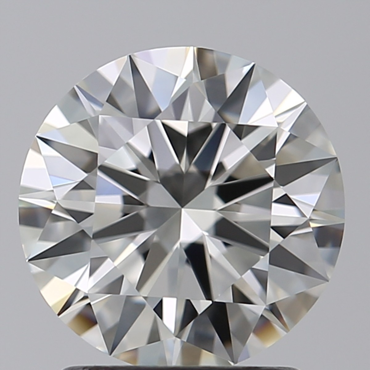 1.70 Carat Round Brilliant Diamond (I/IF)
