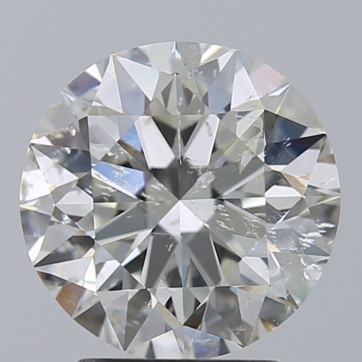 2.50 Carat Round Brilliant Diamond (I/SI2)
