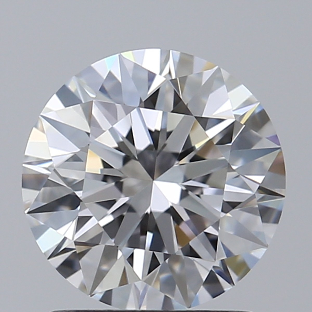 1.32 Carat Round Brilliant Diamond (D/FL)