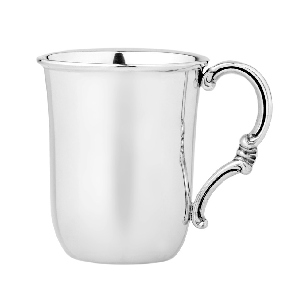 "Sterling Silver ""Savoy"" Baby Cup"