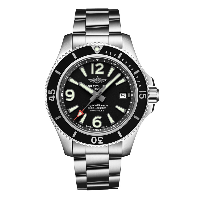 Superocean Automatic 42 Steel (A17366021B1A1)