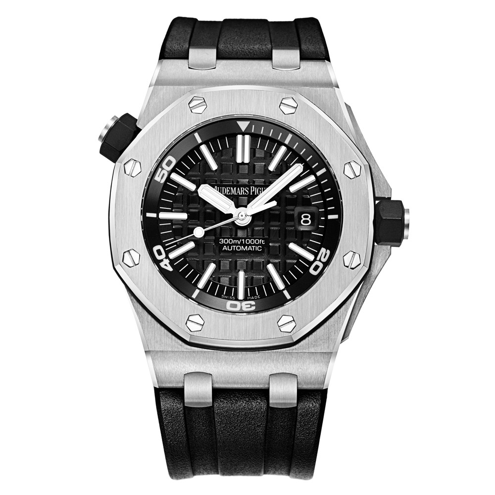 Royal Oak Offshore Diver Steel (15710ST.OO.A002CA.01)