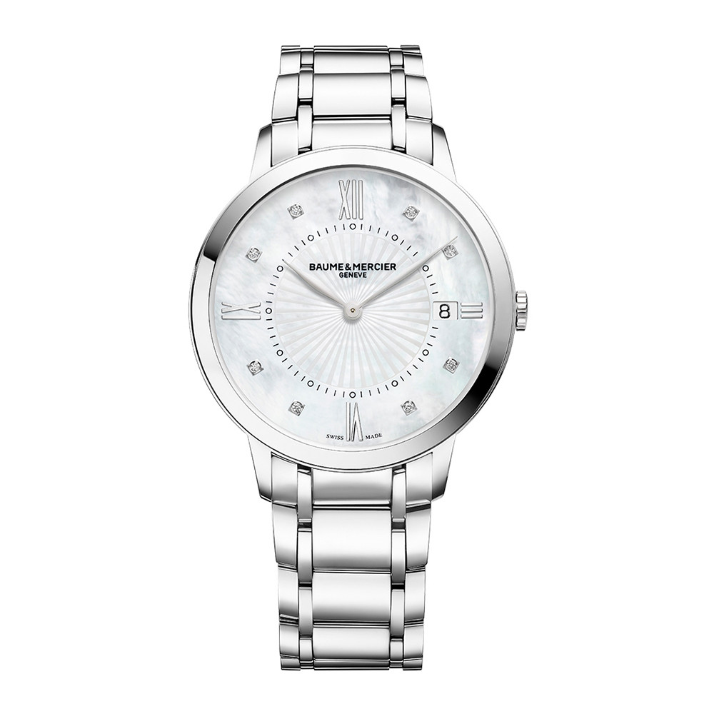 Ladies' Classima 36.5mm Steel (10225)