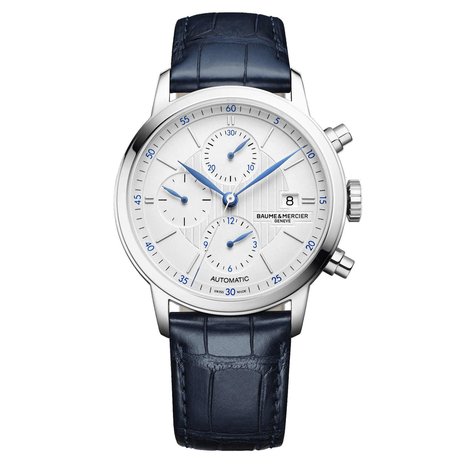 Classima Chronograph 42mm Steel (10330)