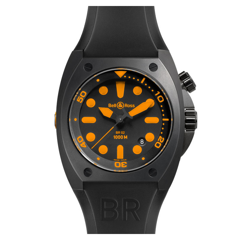 BR 02-92 Automatic Steel Carbon