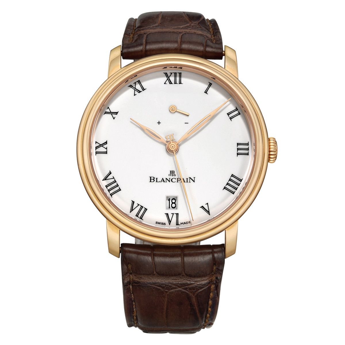 Villeret 8-Days Rose Gold (6613-3631-55B)