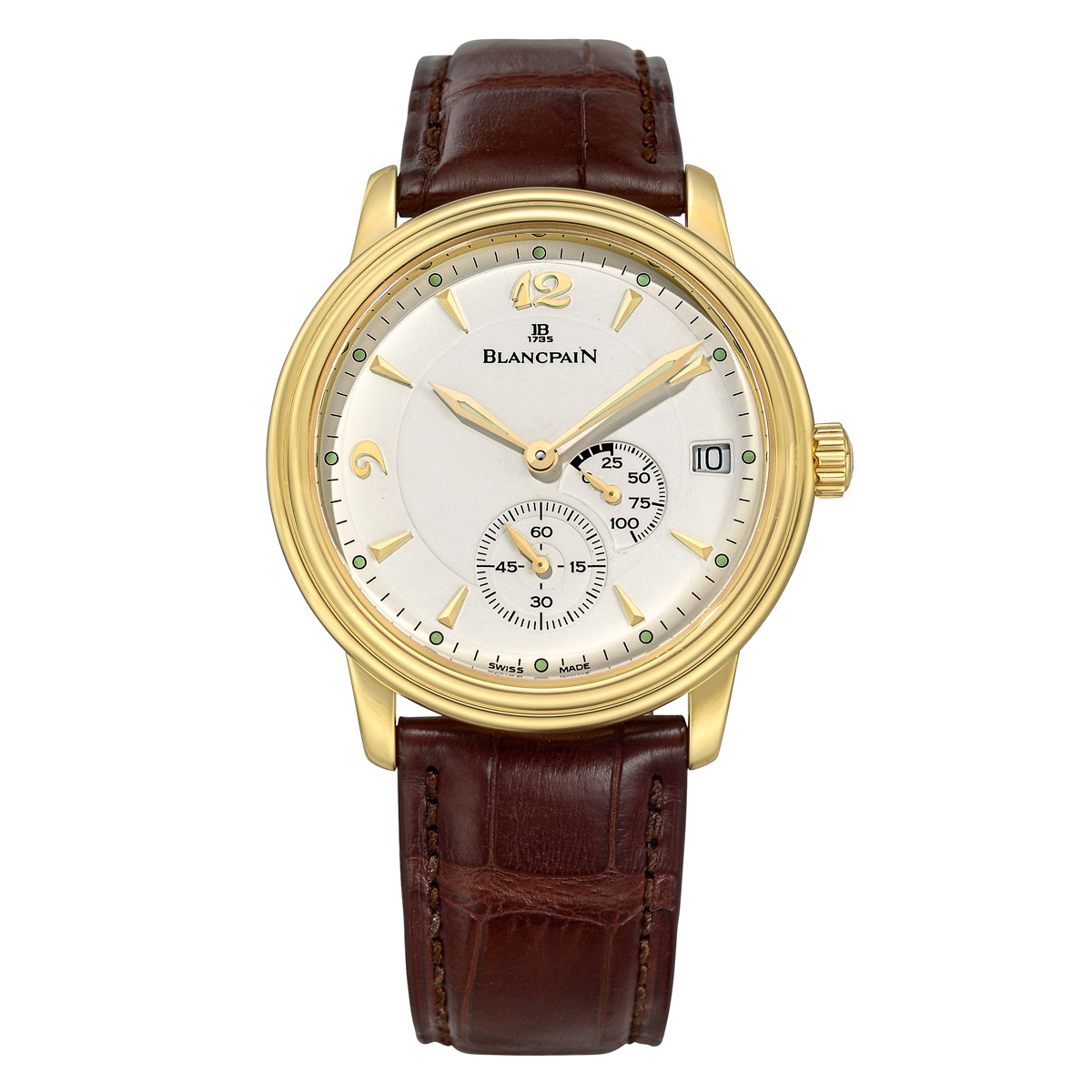 Villeret Power Reserve Yellow Gold (1106-1418-55)
