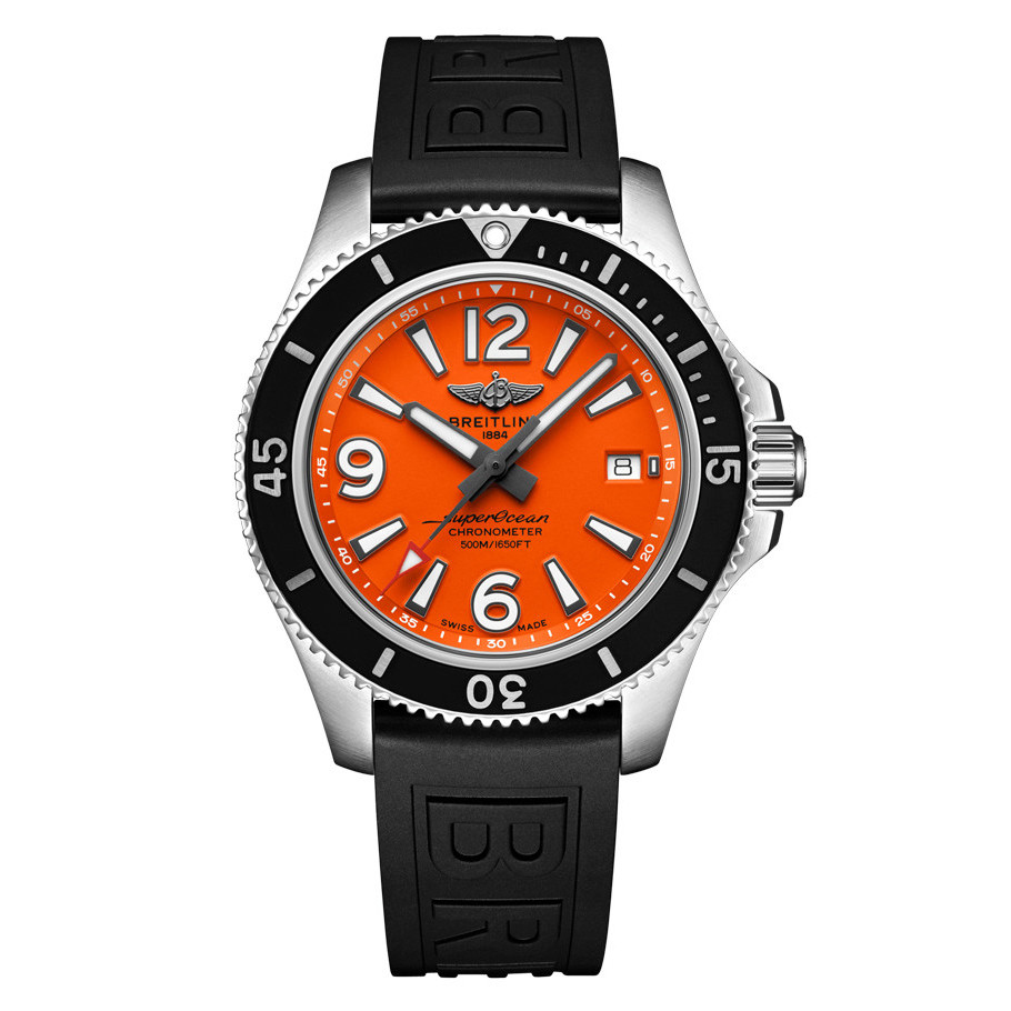 Superocean Automatic 42 Steel (A17366D7101S1)