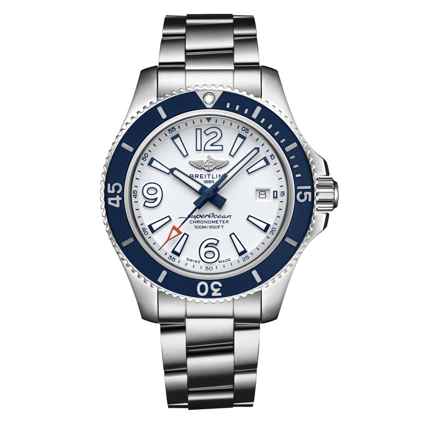 Superocean Automatic 42 Steel (A17366D81A1A1)