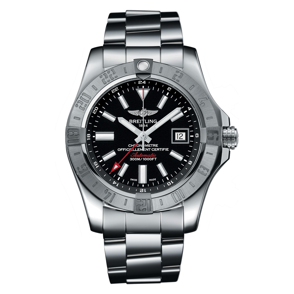 Avenger II GMT Steel (A3239011/BC35)