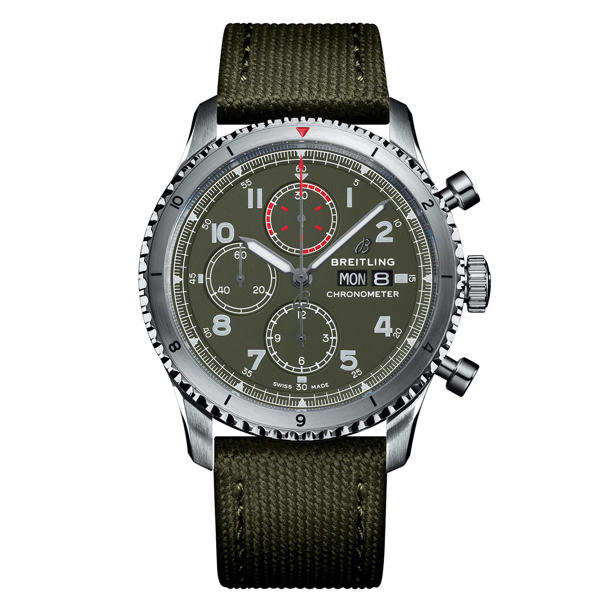 Aviator 8 Chronograph Curtiss Warhawk (A133161A1L1X1)