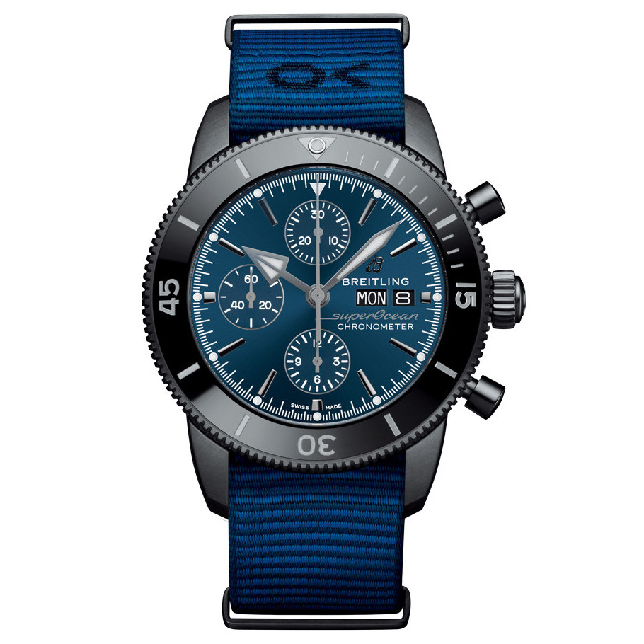 Superocean Heritage Chronograph Outerknown (M133132A1C1W1)
