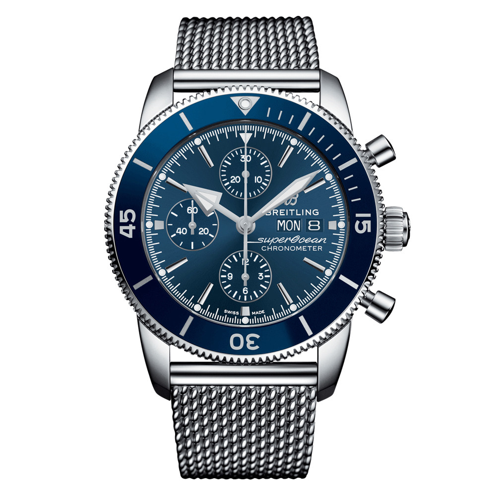 Superocean Heritage II Chronograph 44 (A13313161C1A1)