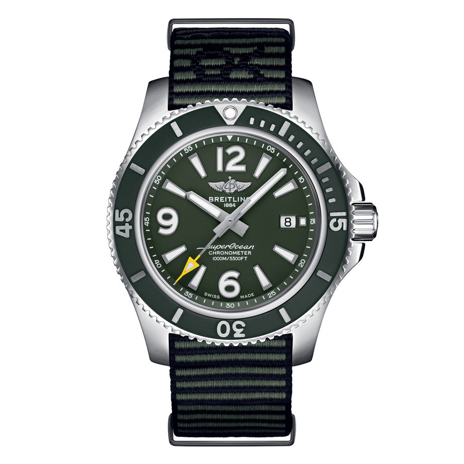 Superocean Automatic 44 Outerknown (A17367A11L1W1)