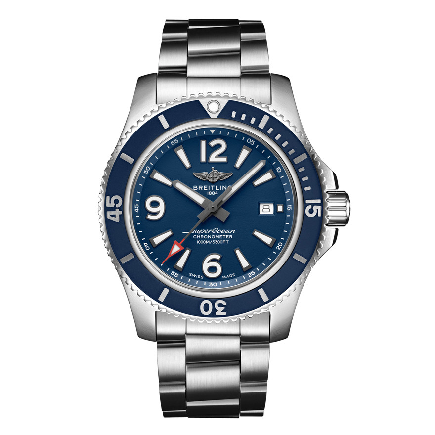 Superocean Automatic 44 Steel (A17367D81C1A1)