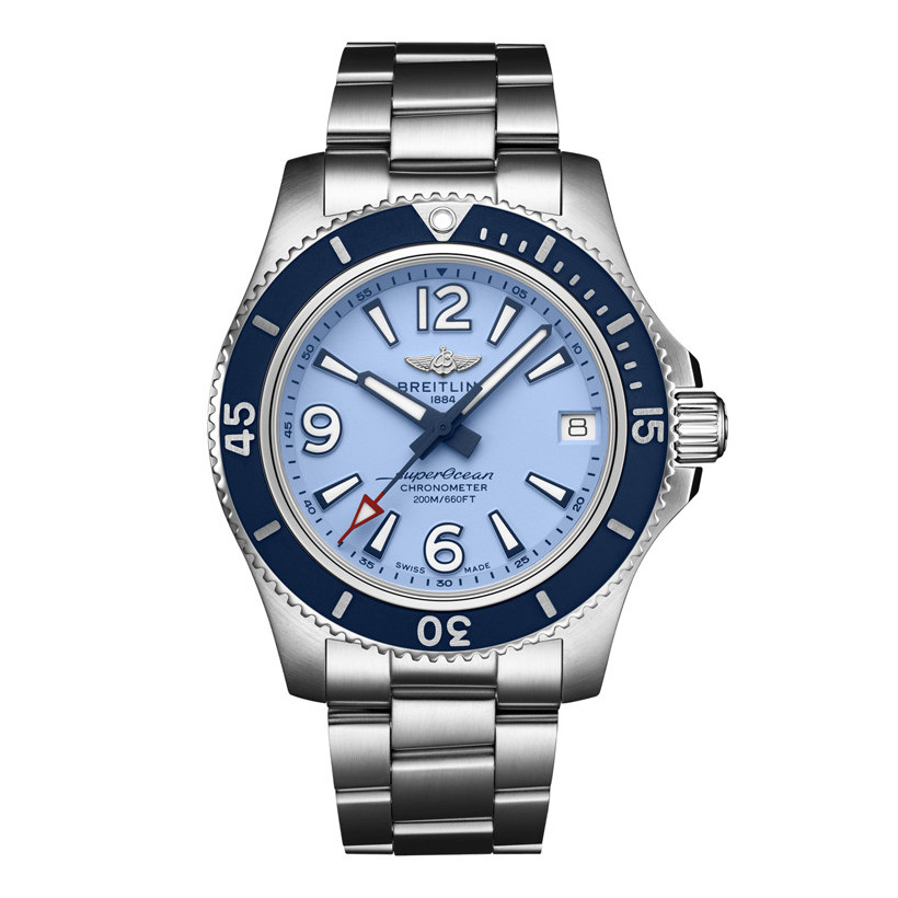 Superocean Automatic 36 Steel (A17316D81C1A1)